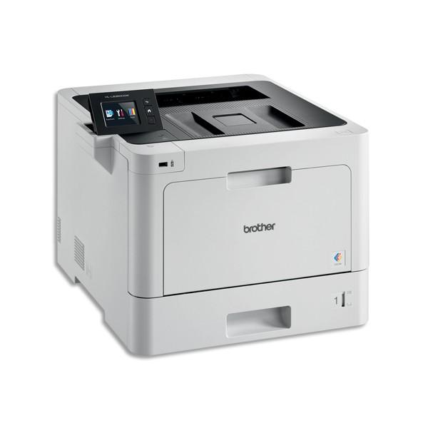 BROTHER Imprimante laser couleur Réseau WiFi et Recto-Verso HL-L8360CDW (photo)