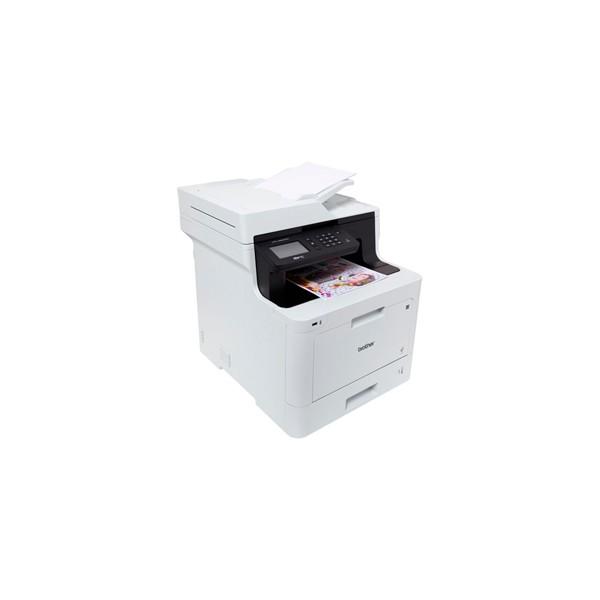 BROTHER Multifonction laser 4 en 1 imprimante, scanner, copieur et fax MFC-L8690CDW