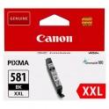 CANON Cartouche jet d'encre 581 noir XXL 1998C001