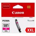 CANON Cartouche jet d'encre 581 magenta XXL 1996C001