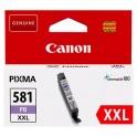 CANON Cartouche jet d'encre 581 photo bleu XXL 1999C001