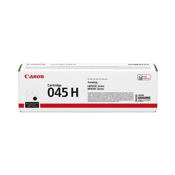 CANON Cartouche toner laser 045H noir 1246C002