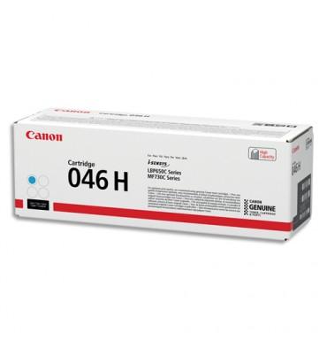 CANON Cartouche toner laser 046H cyan 1253C002