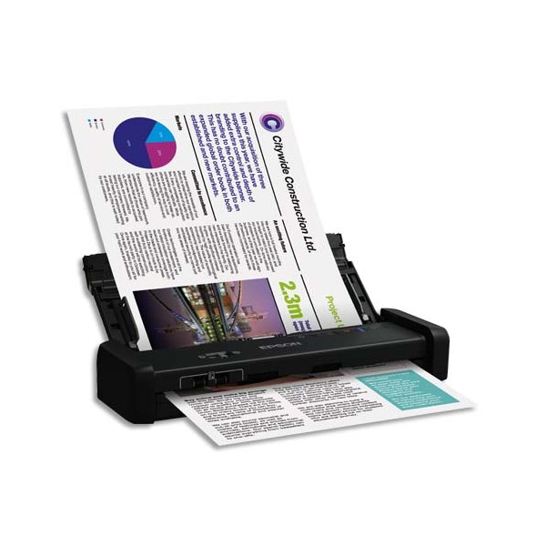 EPSON Scanner WORKFORCE DS-310 (photo)