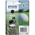 """EPSON Cartouche """"balle de golf"""" jet d'encre durabrite ultra noir XL C13T34714010"""
