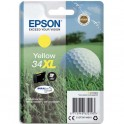 "EPSON Cartouche ""balle de golf"" jet d'encre durabrite ultra jaune XL T3474"