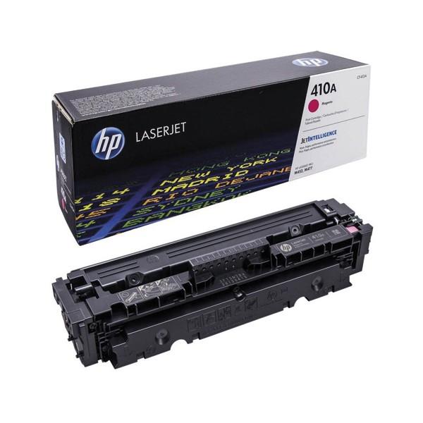HP Cartouche toner laser magenta 410A - CF413A