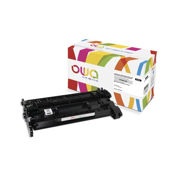 OWA BY ARMOR Cartouche toner laser noir compatible HP CF226X