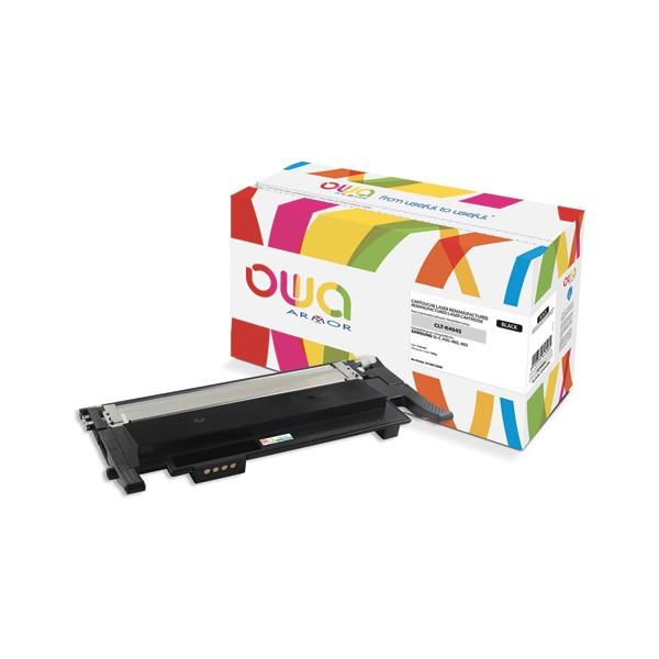 OWA Cartouche toner laser compatible pour SAMSUNG noirCLT-K404S