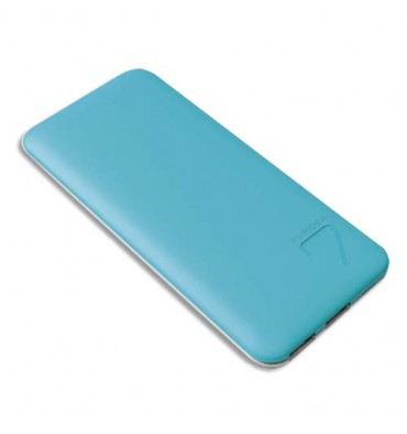 MOBILITY PowerBank ultra slim S4 Puridea 6600 mAH bleu