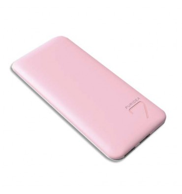 MOBILITY PowerBank ultra slim S4 Puridea 6600 mAH rose