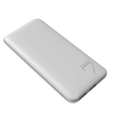 MOBILITY PowerBank ultra slim S4 Puridea 6600 mAH gris