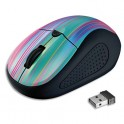 TRUST Souris Primo sans fil black rainbow 21479