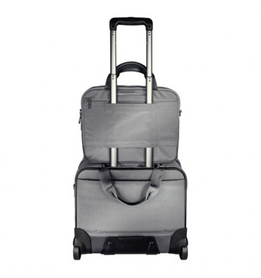 "LEITZ Trolley gris + sac PC 13,3"" gris + housse tablette"