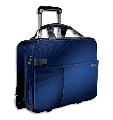 LEITZ Trolley cabine 2 roues bleu 60590069