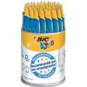 BIC Pot de 36 stylo portes-mines beginners TWIST pour Droitiers et Gauchers