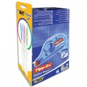BIC Pack de 10 POCKET MOUSE + blister de CRISTAL UP encre fun