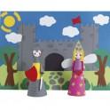 CLAIREFONTAINE Paquet de 100 feuilles Carta format A4 270 g couleurs assorties