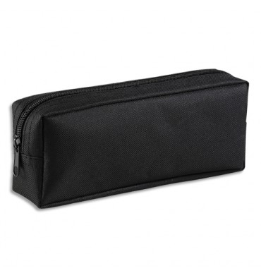 VIQUEL Trousse rectangle SOLO 21 x 8 x 5 cm Nylon noir