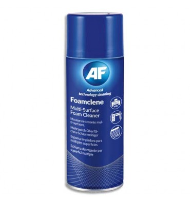 AF Mousse nettoyante multi-surfaces 300 ml senteur citron