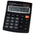 CITIZEN Calculatrice semi-bureau 12 chiffres SDC812BN