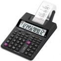CASIO Calculatrice imprimante portable bureau à 12 chiffres HR-150 RCE, coloris noir