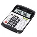 CASIO Calculatrice maxi bureau étanche eau et poussière 12 chiffres WD-320MT