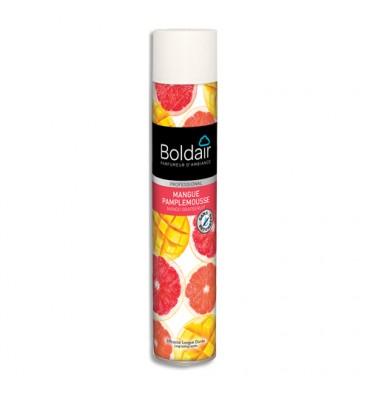 BOLDAIR Désodorisant d'atmosphère 750 ml parfum Mangue Pamplemousse Professional