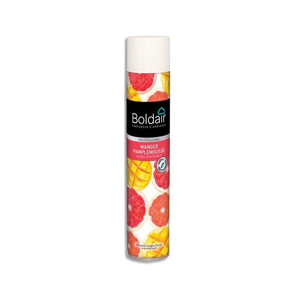 BOLDAIR Désodorisant d'atmosphère 750 ml parfum Mangue Pamplemousse Professional (photo)