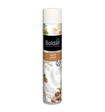 BOLDAIR Désodorisant d'atmosphère 750 ml parfum Karité Jasmin Professional
