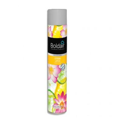 BOLDAIR Désodorisant d'atmosphère 750 ml parfum Citron Lotus Professional
