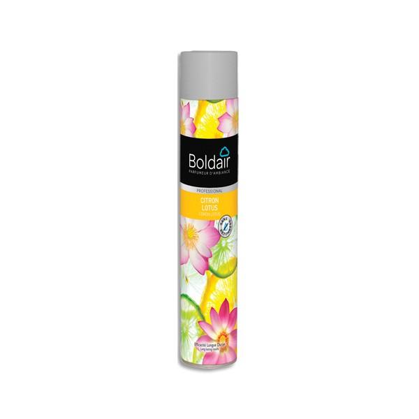 BOLDAIR Désodorisant d'atmosphère 750 ml parfum Citron Lotus Professional (photo)