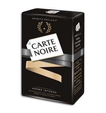 CARTE NOIRE Paquet de 250 g de café moulu 100 % Arabica