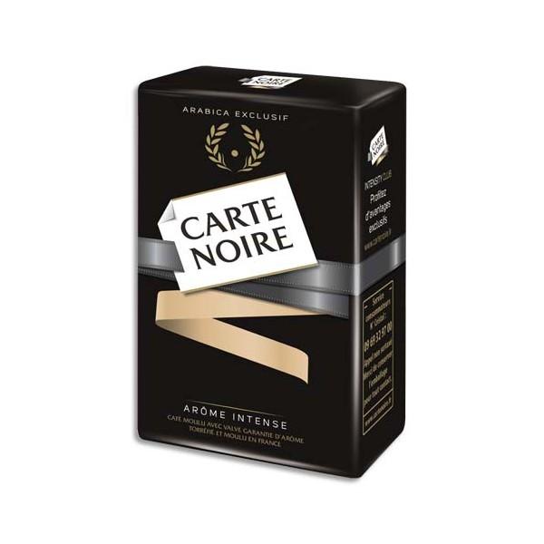 CARTE NOIRE Paquet de 250 g de café moulu 100 % Arabica (photo)