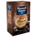 MAXWELL HOUSE Boîte de 100 Stics de café soluble, fine mousse, emballées individuellement 180g