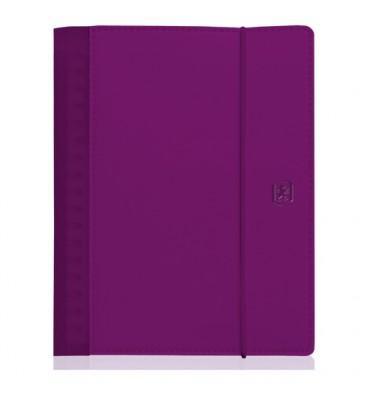 OXFORD Semainier My Fab 1S/2P grille Like Work, 15 x 21 cm, décembre à janvier, coloris violet