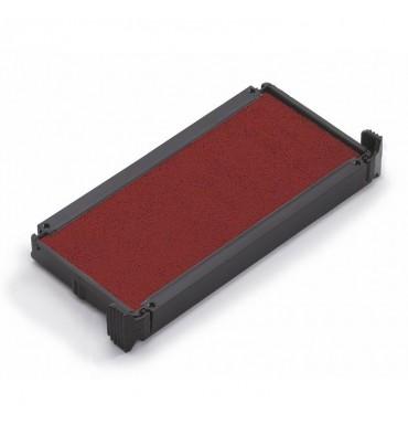 TRODAT Blister 3 recharges 6/4910 pour appareils 4810 / 4910 / 4836. Rouge
