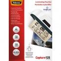 FELLOWES Pack de 100 pochettes Imagelast A4, 2x 125 microns