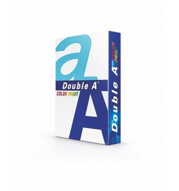 DOUBLE A Color Print Ramette de 500 feuilles 165CIE A4 90g