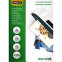 FELLOWES Pack de 100 pochettes A4 100 microns