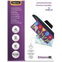 FELLOWES Paquet de 25 pochettes de plastification A3 80 microns 53964