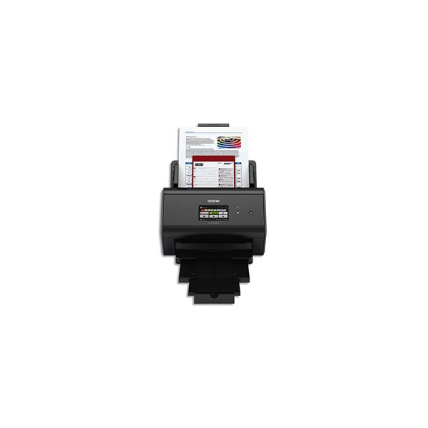 BROTHER Scanner bureautique ADS-2800W (photo)