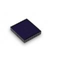 DIRECT FOURNITURES Cassette d'encrage COLOP compatible tampon Trodat E/4924 coloris bleu