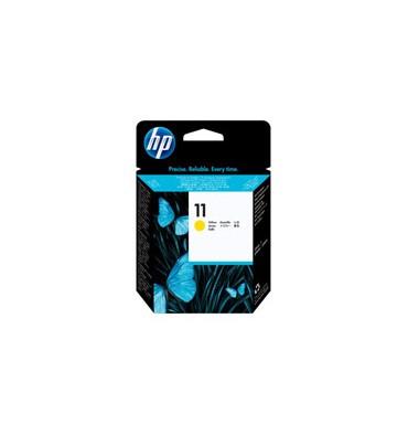 HP Tête d 'impression jet d'encre jaune n°11 C4813AE