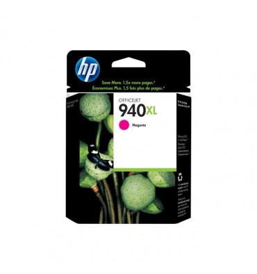 HP Cartouche jet d'encre magenta 940XL C4908AE