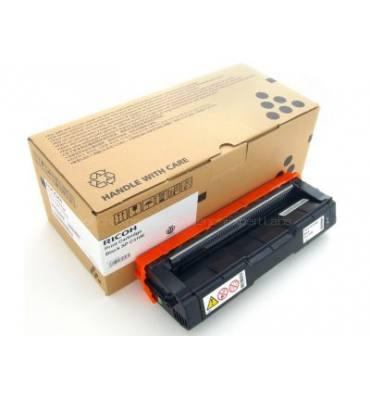RICOH Cartouche toner laser noir type AIO 2500 - 407638