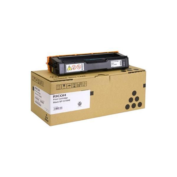 RICOH Cartouche toner laser haute capacité noir SPC310 AIO - 407634