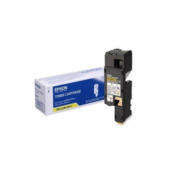 EPSON Cartouche toner laser jaune C13S050611