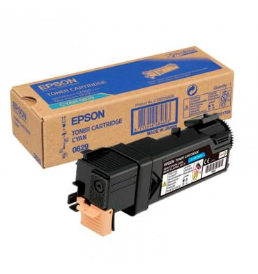 EPSON Cartouche toner laser cyan C13S050629