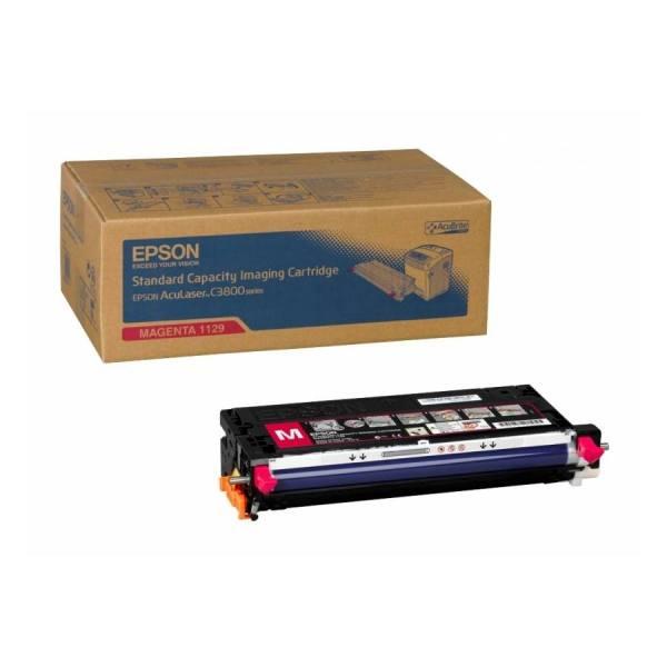 EPSON Cartouche toner laser magenta C13S051129